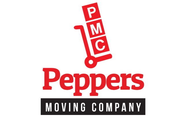 Peppers Moving Company logo